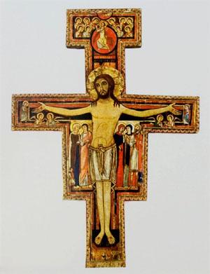 Szent Ferenc Keresztje
